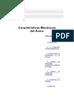 Características Mecánicas