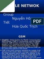 Hệ Thống Mạng GSM