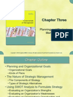 Planning n Strategic Management