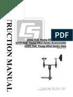 Catalogo de Estacion climtica