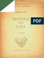 História do Pará. 2º volume. Ernesto Cruz. UFPA.pdf
