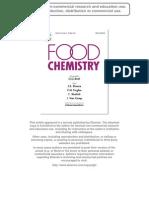 Determination of Cholesterol