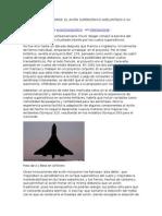 Historia Del Concorde