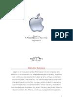 Market Leader - Apple