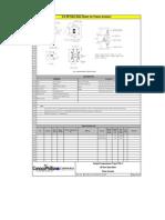 B 84541 SU LL0 DSR ST 00 0001_3 SP Item Data Sheet for Flame Arrestor