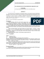 Aplikasi Metode Lagrange Pada Fungsi Produksi Cobb-douglass