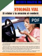 El Celular y la atencion al conducir