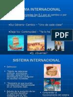 Sistema Internacional Clasico