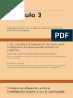 Examen Final - Investigacion de Mercado