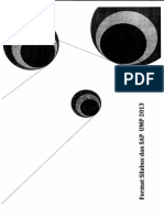 Format Silabus & SAP UMP 2013