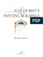 Richard Taylor - Watercolourist's Guide to Painting Buildings