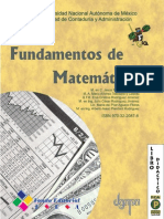Fundamentos de Matematicas
