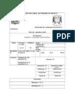 OPTATIVA DE ELECCIÓN - IMAGEN Y DISCURSO AUDIOVISUAL