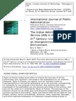 21st Century IAS