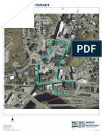 2015 Norwich St. Patrick's Day Parade Route and Lineup