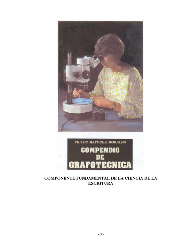 Compendio de Grafotecnia