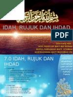 iddahrujukdanihdad-121228212109-phpapp02
