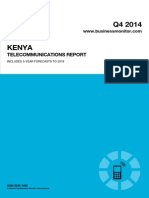 BMI Kenya Telecommunications Report Q4 2014_04115036