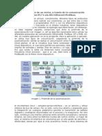 Funcionamiento de Un Motor, A Través de La Comunicación Entre Dos PLC's Vía as-i-Ethernet-Profibus.