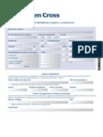 Formulario Reembolso Anexo Instrucoes