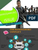 Bangsamoro issue