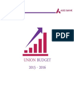 Budget 2015 Analysis