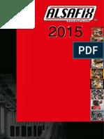 Catalog Alsafix 2015