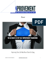 Self Improvement Framework