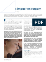 Nutrition's Impact on Surgery