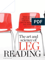 The Art and Science of Leg