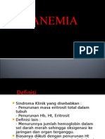 Anemia Edit Bahan Kuliah