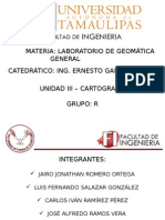 Unidad 3 - Lab. Geomatica