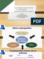 Reforma Integral Para Mejorar El Desempeño Equipo 2