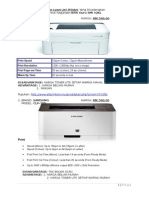 Quotation Color Laset Jet Printer