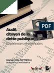 Audit Citoyen de la Dette Publique - expériences et méthodes