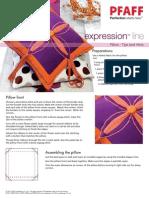 Expression Pillow En