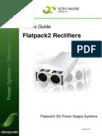 350002 013 UserGde Flatpack2 Rectifier Mod 7v0