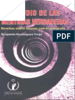 Libro Estudio de Las Mentiras Verdaderas
