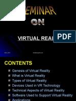 Seminar on Virtual Reality1