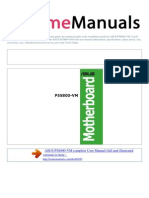 User Manual ASUS P5S800 VM E