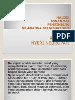 Referat Nyeri Neuropati Malika