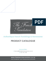 product catalogue final