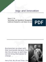01 a Technology Innovation