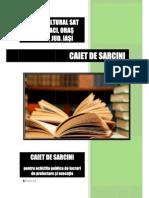 00. Caiet de Sarcini Pircovaci, Hirlau, Is