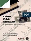 Citizen Public Debt Audit - Experiences and methods