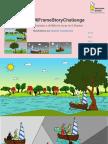Vaishali Chudasama's  Illustrations for the #6FrameStoryChallenge