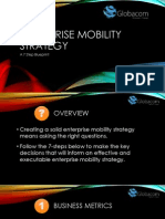 7 Step Enterprise Mobility Strategy