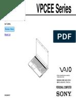 Sony Vpc-ee Series