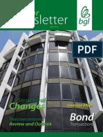 Investor Newsletter 2010