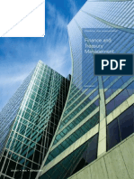 Finance Treasury Mgt 0901